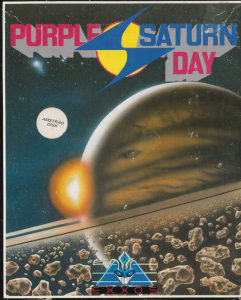 Purple Saturn Day (F)