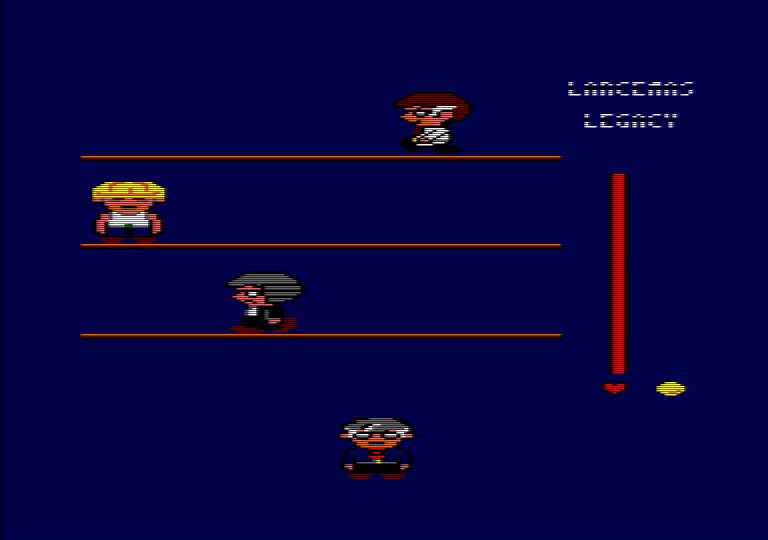 Lárcenas Legacy / Los Pollos Amigos (Amstrad CPC, 2013)