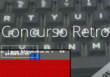 Concurso de Creación de Videojuegos para Amstrad CPC