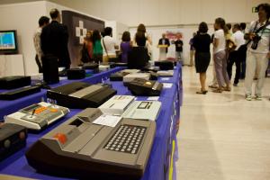 Exposición Histórica de Retroconsolas Alicante 2013