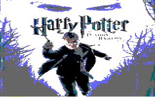 Harry Potter and the fate of Atlantis para Amstrad CPC