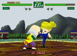 Virtua Fighter Kids10