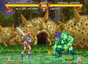 Golden Axe The Duel (E)