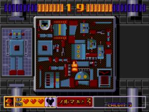 ActionPuzzleRobots