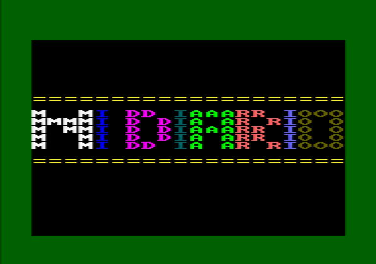 Mi Diario: Amstrad CPC