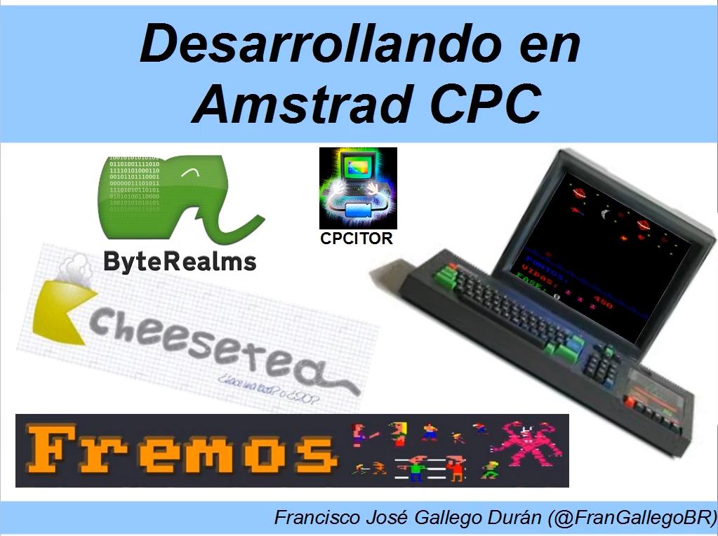 Desarrollando en Amstrad CPC